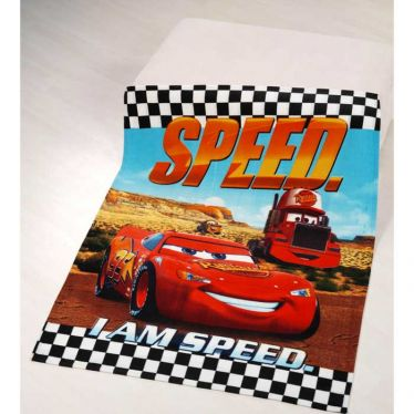 Fleecedecke Cars Speed