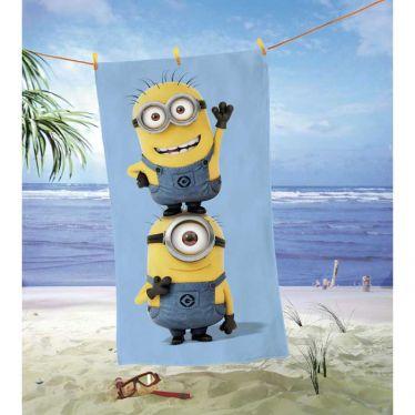 Strandtuch Minions Fun