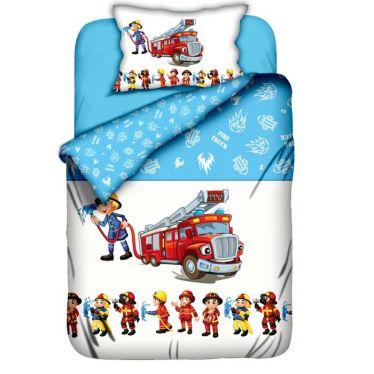 Gitterbett Feuerwehr