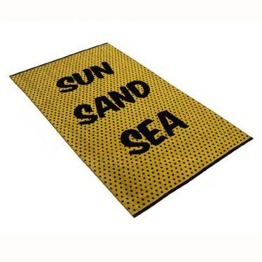 """Strandtuch Vossen """"Sun Sand Sea"""""""