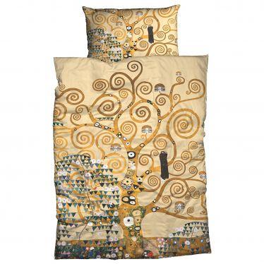 Gustav Klimt Lebensbaum gold