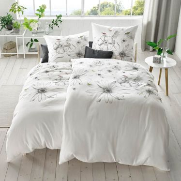 "Mako-Satin-Wende-Bettwäsche fleuresse ""Paradise Bed Art"""