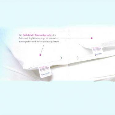 Kissenbezug Vario Protect Allergikerbezug 70/90