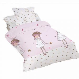 Bettwäsche make a wish Mädchenbettwäsche