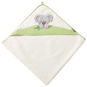 "Morgenstern Baby-Kapuzenbadetuch ""Koala"""