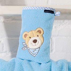 """Morgenstern Waschhandschuh """"Bär"""""""
