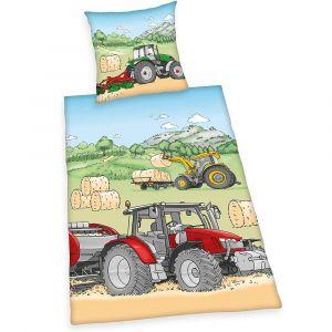 """Bettwäsche Herding """"Traktor"""""""