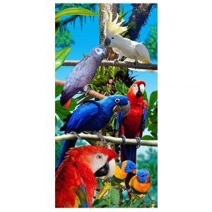 """Strandtuch """"Birds"""""""