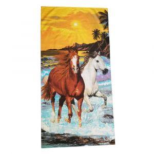 "Strandtuch ""Horses"""