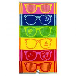 "Strandtuch ""Sunglasses"""