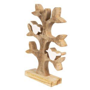 Holzdeko Baum