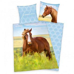 """Wende-Bettwäsche Herding """"Pferd Freedom"""""""