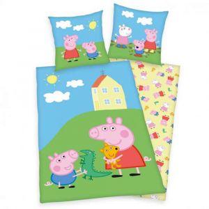"""Wende-Bettwäsche Herding """"Peppa Pig"""""""