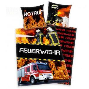 """Wende-Bettwäsche Herding """"Notruf Feuerwehr"""""""