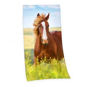 "Strandtuch ""Pferd"""