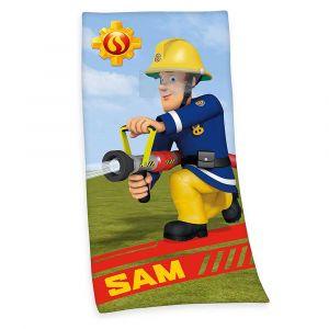 """Strandtuch """"Feuerwehrmann Sam"""""""
