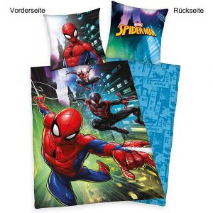 """Wende-Bettwäsche Herding """"Spiderman"""""""