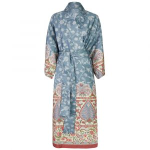 "Kimono bassetti ""Barisano blau V.C1"""