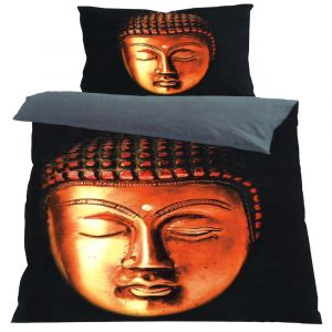 """Bettwäsche """"Buddha"""""""