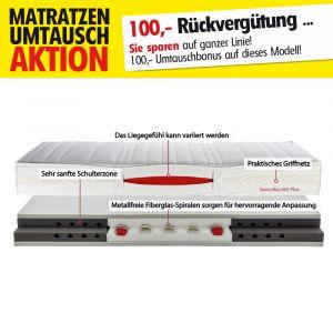 """Matratze """"Sensoflex 600 PLUS"""""""